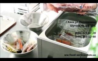 Технология приготовления продуктов су-вид: какое оборудование купить для дома