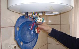 Ремонт водонагревателей (бойлеров) на дому своими руками