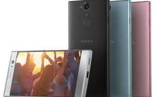 Sony xperia xa2: обзор характеристик, дизайна, камеры