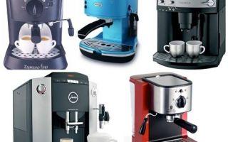 Какую кофеварку выбрать для дома: отзывы покупателей