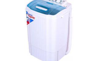 Виды стиральных машин: полуавтомат, автомат, активаторные, ультразвуковые