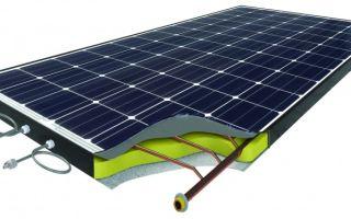 Плиточные панели, преобразующие солнечную энергию в электрическую