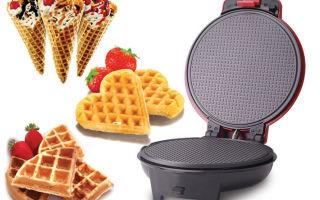Рейтинг лучших электрических вафельниц: для тонких и толстых вафель, профессиональные приборы, 2 в 1 со сменными панелями