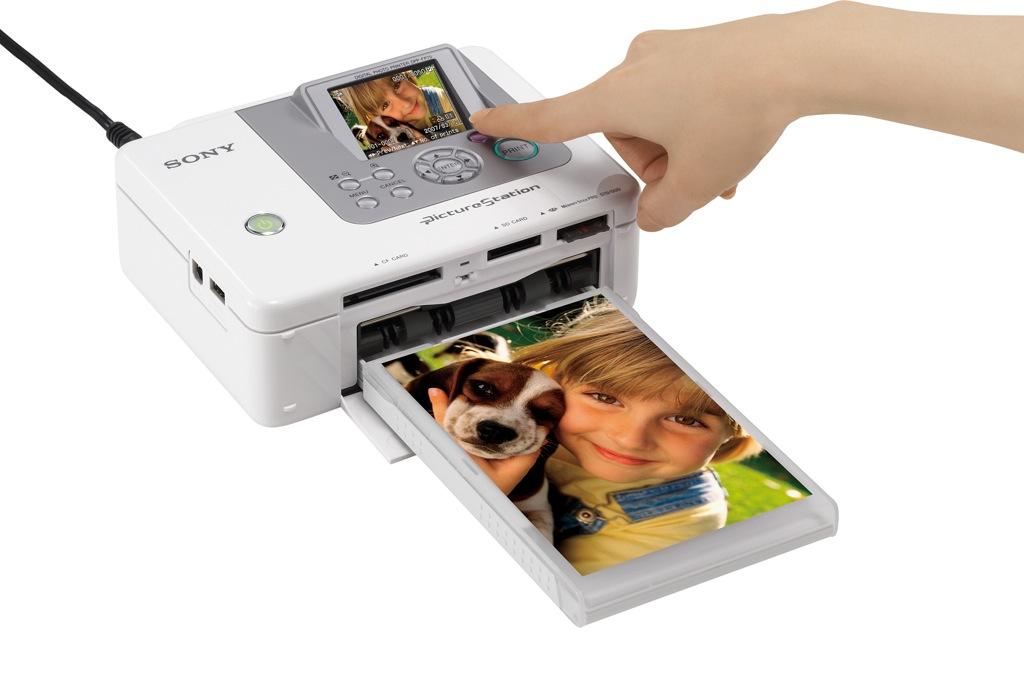 Приборы для фотопечати