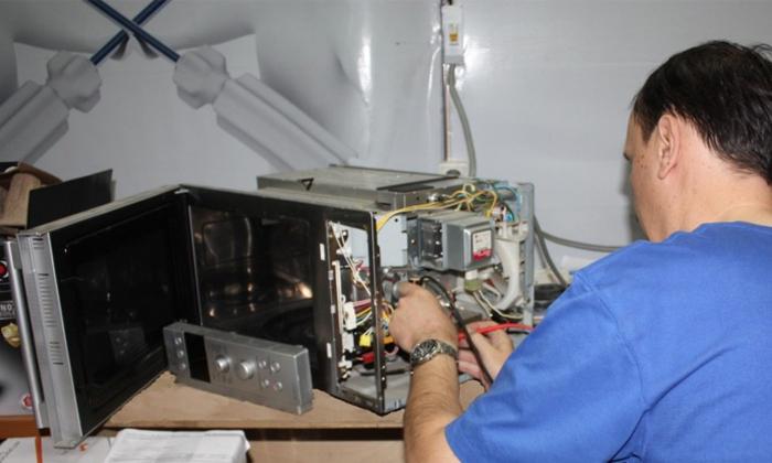 ремонт микроволновой печи панасоник своими руками